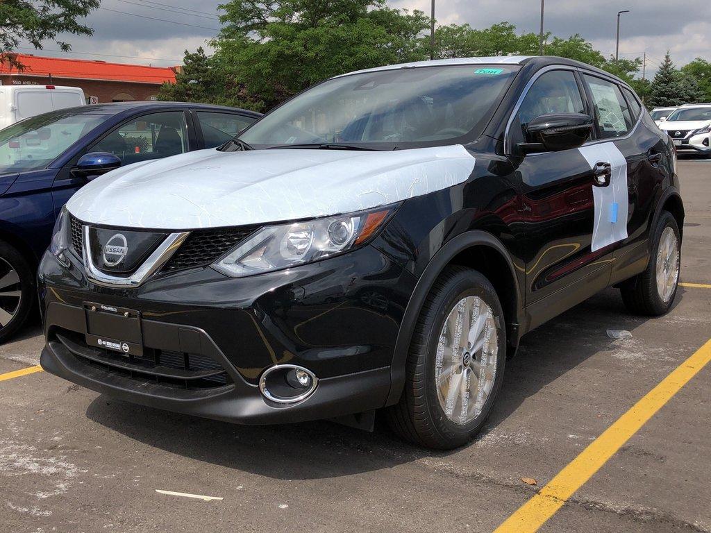 2019 Nissan Qashqai SV AWD CVT in Mississauga, Ontario - 1 - w1024h768px
