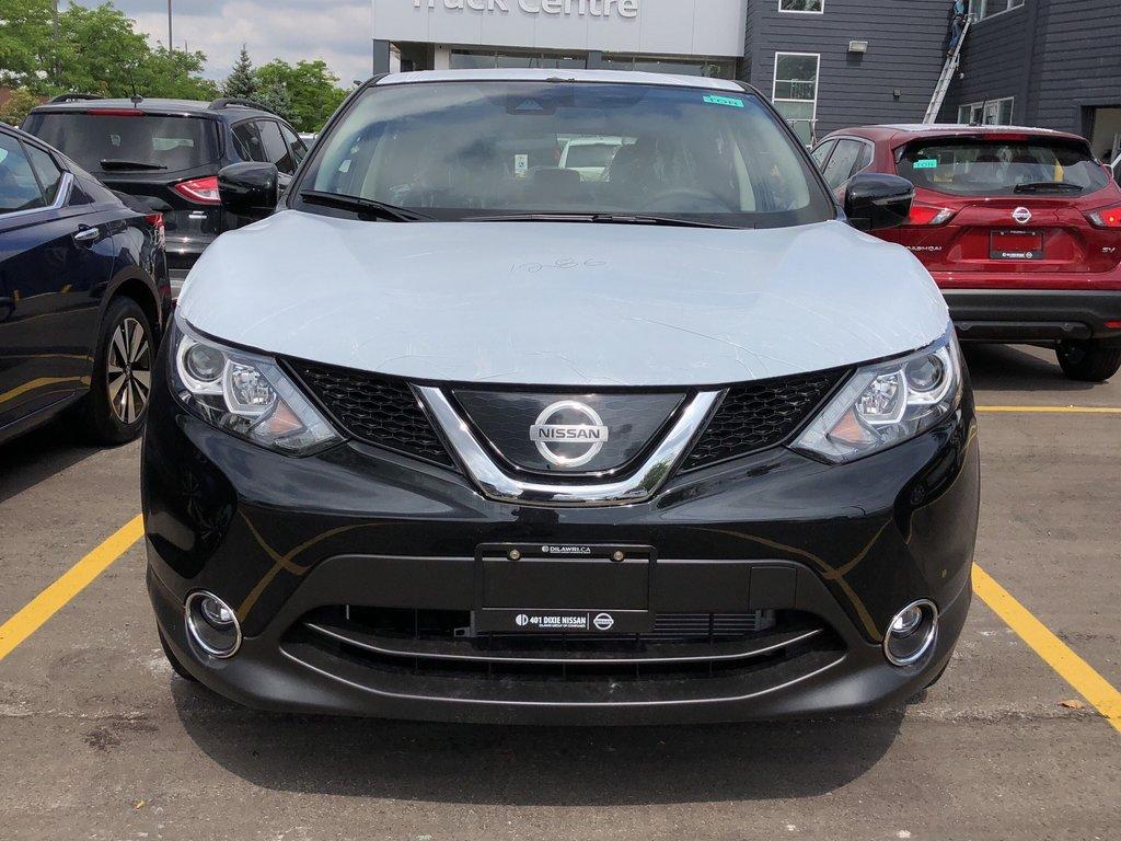 2019 Nissan Qashqai SV AWD CVT in Mississauga, Ontario - 2 - w1024h768px