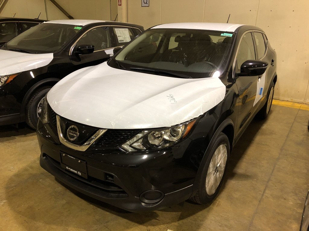 2019 Nissan Qashqai S FWD CVT in Mississauga, Ontario - 5 - w1024h768px