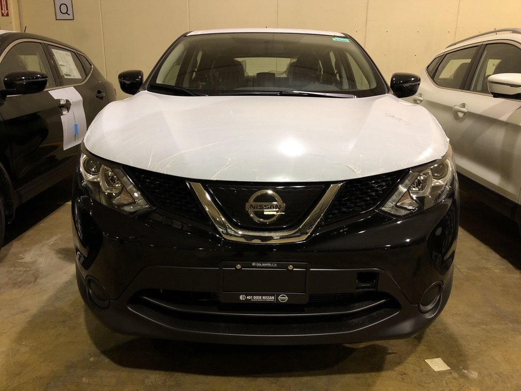2019 Nissan Qashqai S FWD CVT in Mississauga, Ontario - 3 - w1024h768px