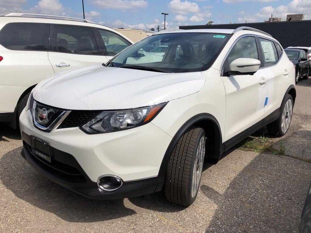 2019 Nissan Qashqai SL AWD CVT in Mississauga, Ontario - 1 - w1024h768px