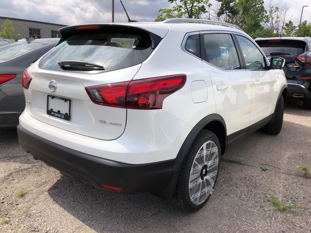 2019 Nissan Qashqai SL AWD CVT in Mississauga, Ontario - 3 - w1024h768px