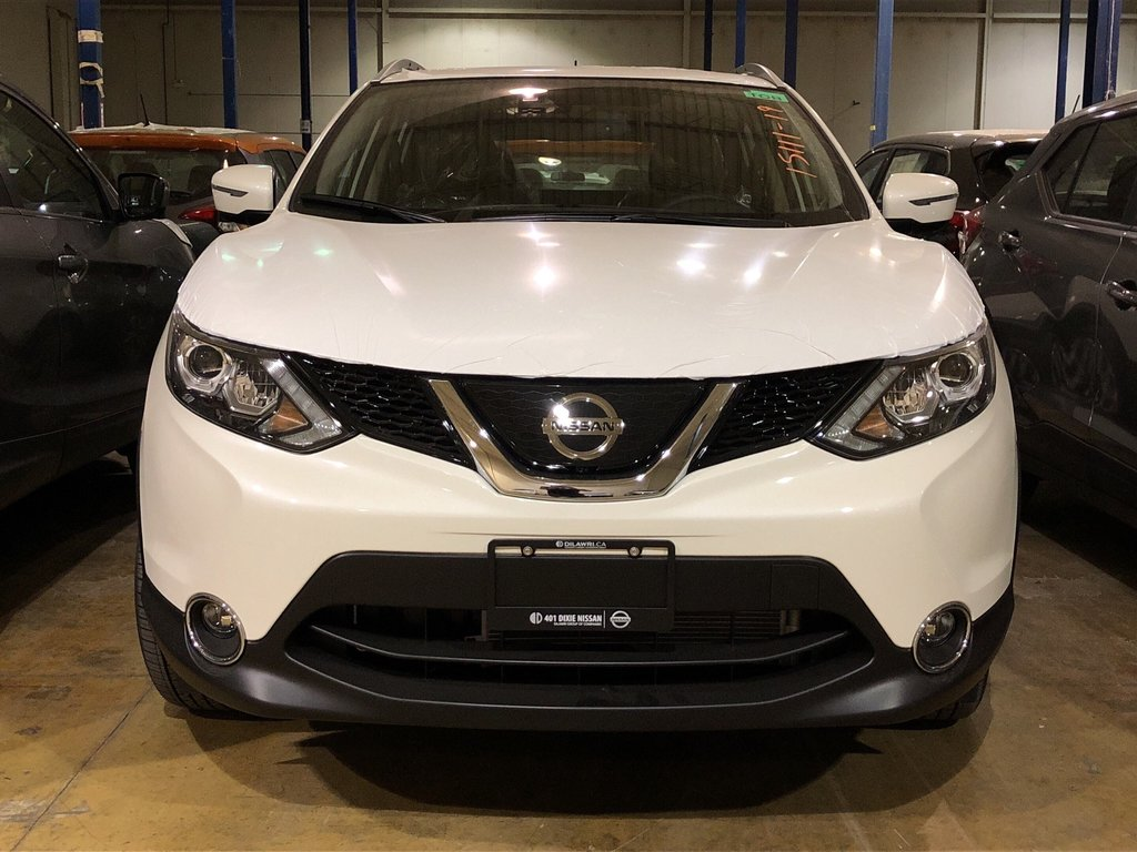 2019 Nissan Qashqai SL AWD CVT in Mississauga, Ontario - 3 - w1024h768px