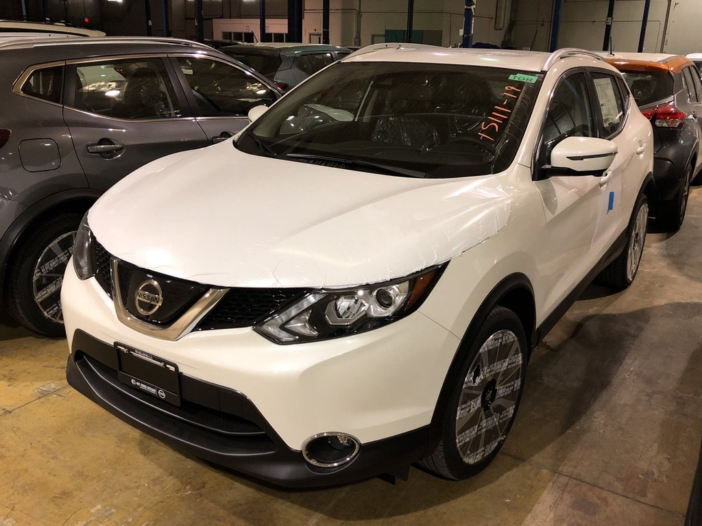 2019 Nissan Qashqai SL AWD CVT in Mississauga, Ontario - 5 - w1024h768px