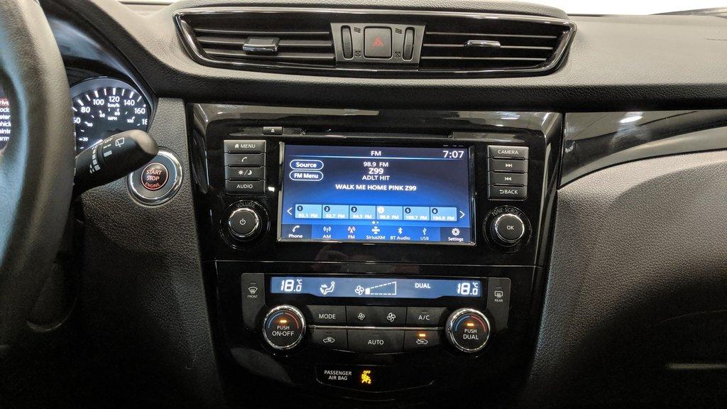 2019 Nissan Qashqai SV in Regina, Saskatchewan - 8 - w1024h768px