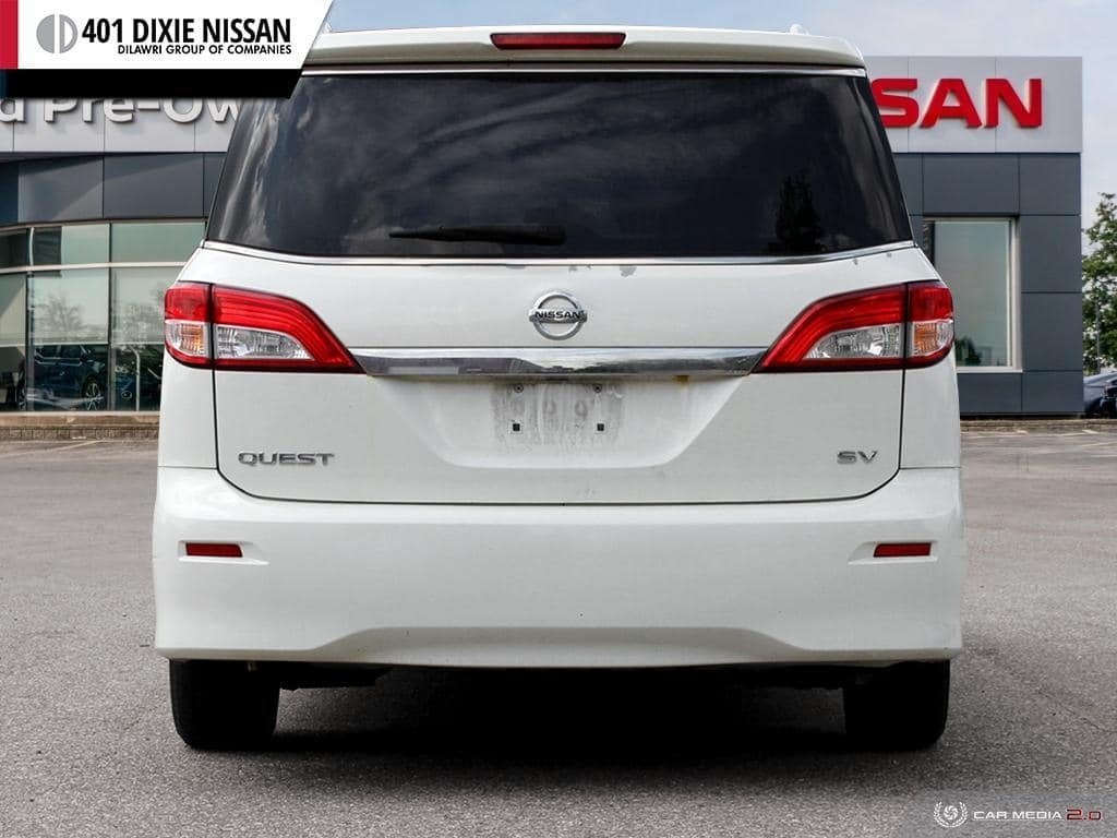 2011 Nissan Quest 3.5 SV CVT in Mississauga, Ontario - 5 - w1024h768px