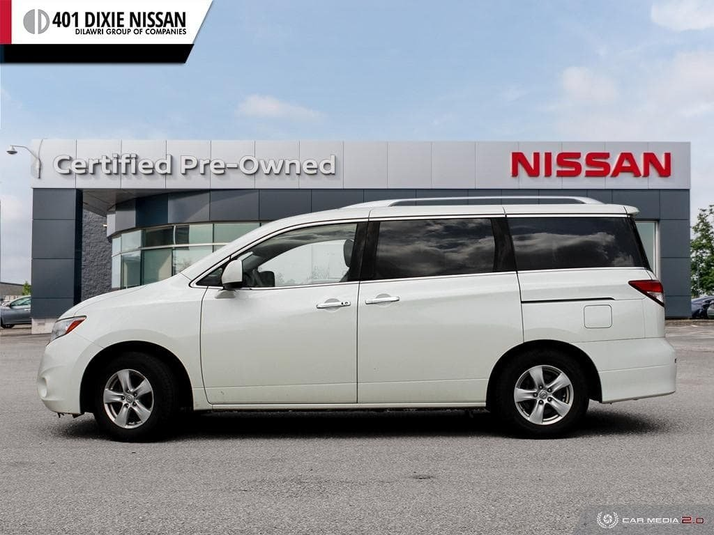 2011 Nissan Quest 3.5 SV CVT in Mississauga, Ontario - 3 - w1024h768px