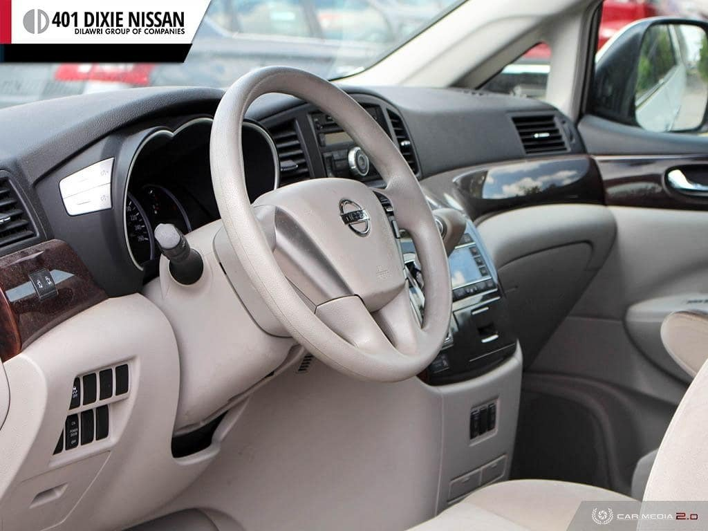 2011 Nissan Quest 3.5 SV CVT in Mississauga, Ontario - 12 - w1024h768px