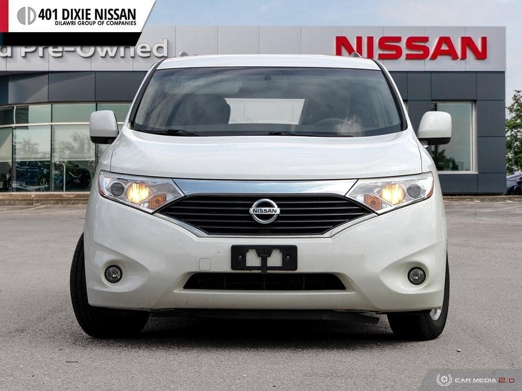 2011 Nissan Quest 3.5 SV CVT in Mississauga, Ontario - 2 - w1024h768px