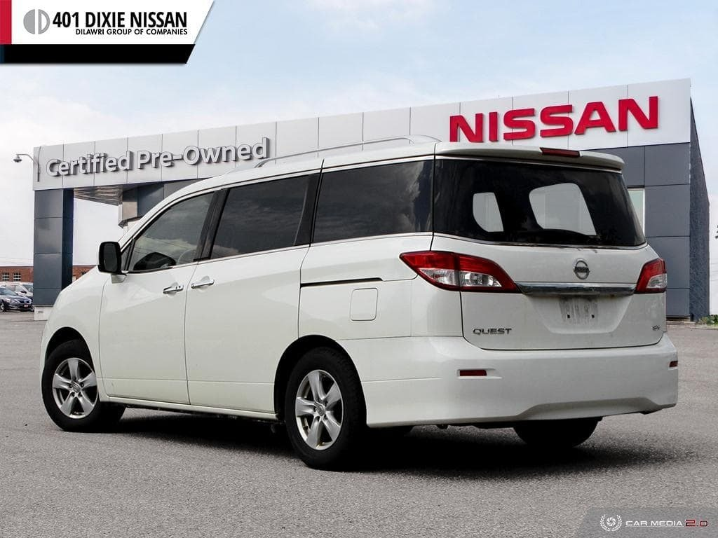 2011 Nissan Quest 3.5 SV CVT in Mississauga, Ontario - 4 - w1024h768px