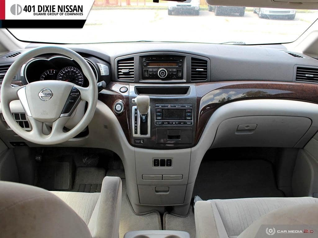 2011 Nissan Quest 3.5 SV CVT in Mississauga, Ontario - 24 - w1024h768px