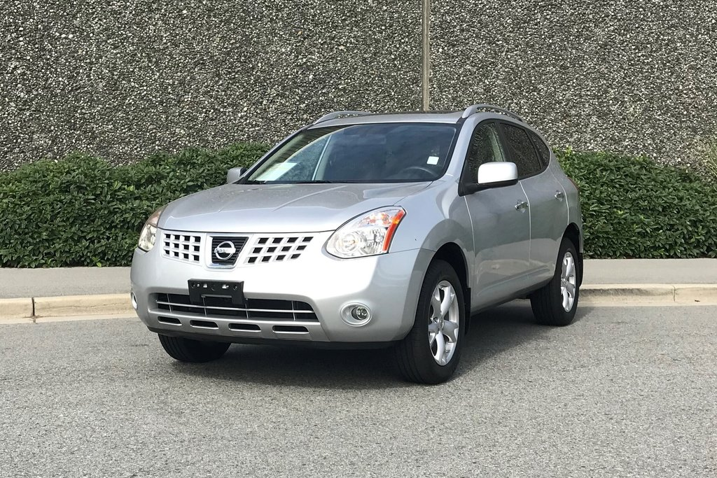 2010 Nissan Rogue SL AWD CVT in North Vancouver, British Columbia - 2 - w1024h768px