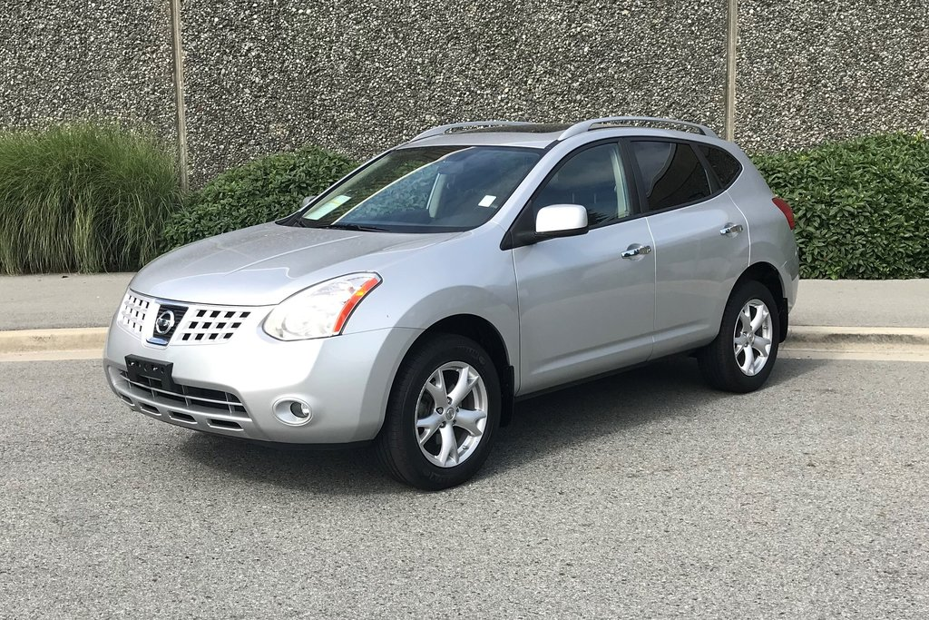 2010 Nissan Rogue SL AWD CVT in North Vancouver, British Columbia - 4 - w1024h768px