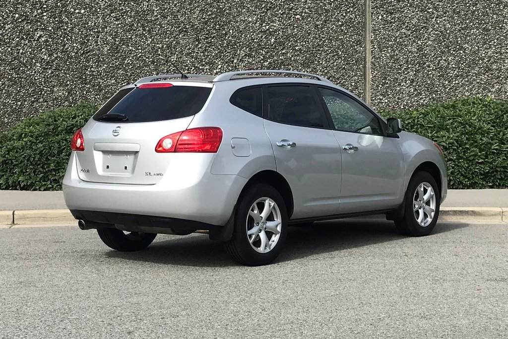 2010 Nissan Rogue SL AWD CVT in North Vancouver, British Columbia - 15 - w1024h768px