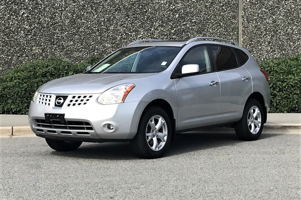 2010 Nissan Rogue SL AWD CVT in North Vancouver, British Columbia - 1 - w1024h768px