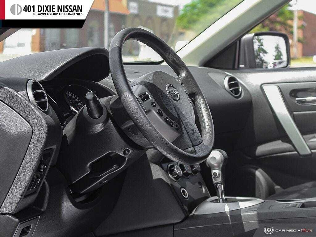 2013 Nissan Rogue S FWD CVT in Mississauga, Ontario - 6 - w1024h768px