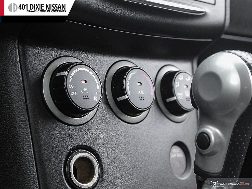 2013 Nissan Rogue S FWD CVT in Mississauga, Ontario - 13 - w1024h768px