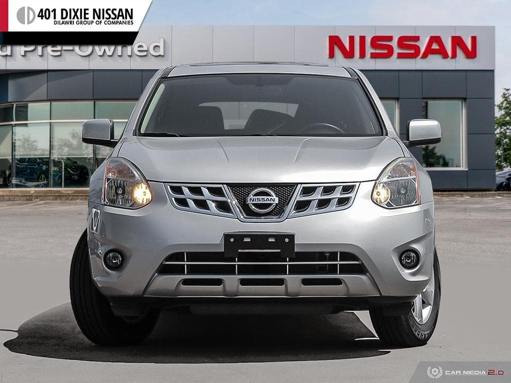 2013 Nissan Rogue S FWD CVT in Mississauga, Ontario - 2 - w1024h768px
