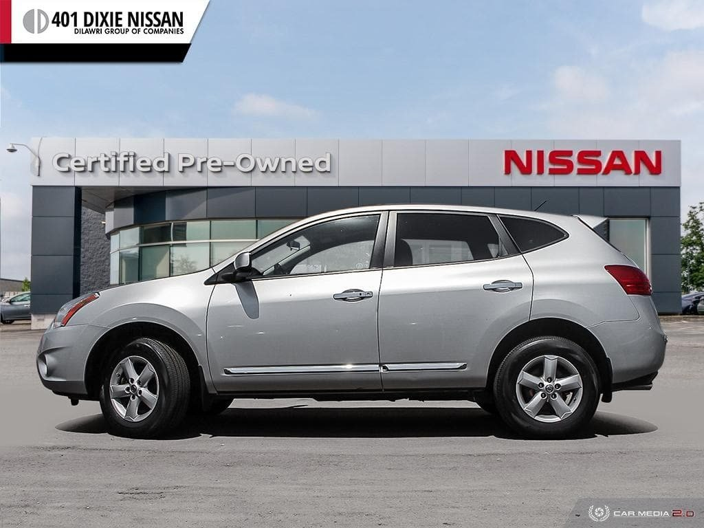 2013 Nissan Rogue S FWD CVT in Mississauga, Ontario - 3 - w1024h768px