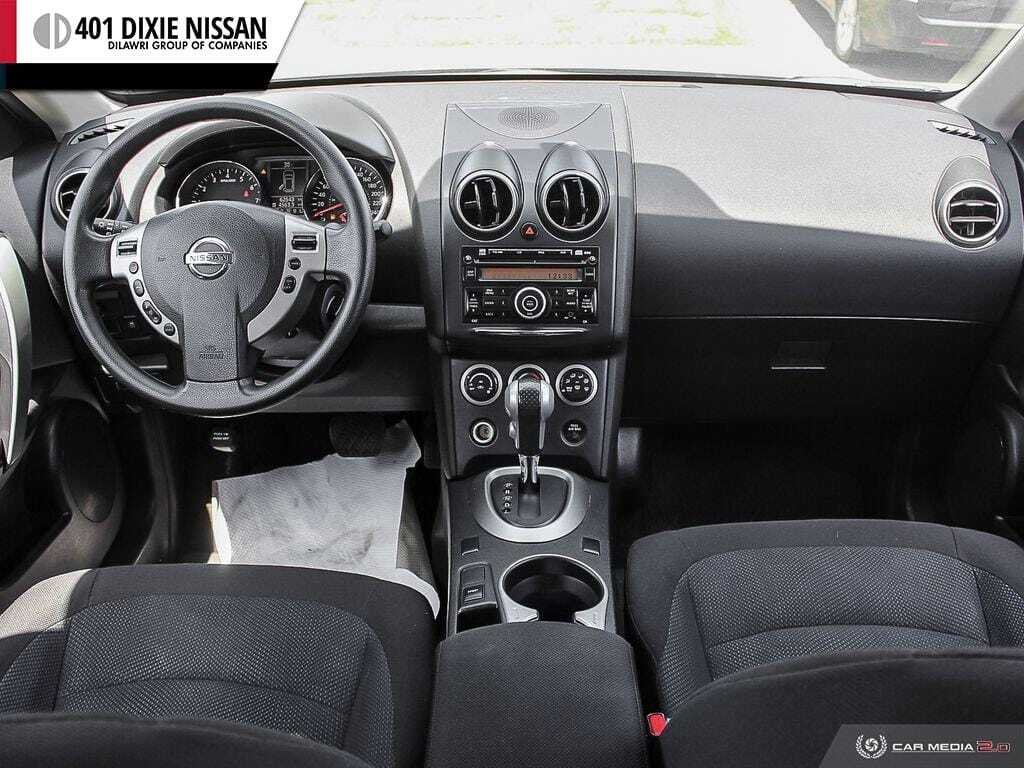 2013 Nissan Rogue S FWD CVT in Mississauga, Ontario - 18 - w1024h768px