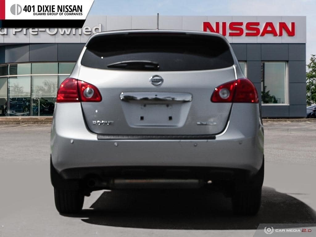 2013 Nissan Rogue S FWD CVT in Mississauga, Ontario - 5 - w1024h768px