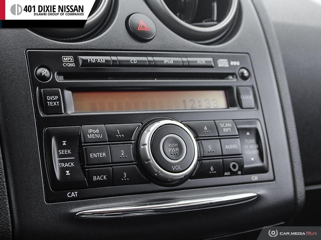 2013 Nissan Rogue S FWD CVT in Mississauga, Ontario - 14 - w1024h768px