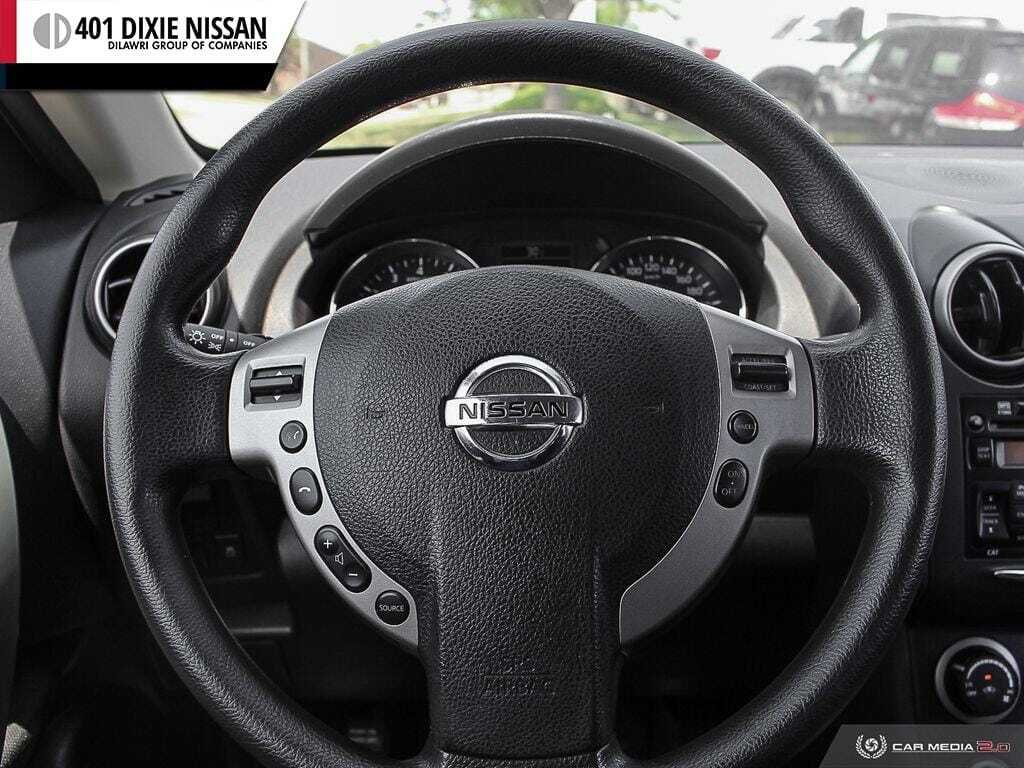2013 Nissan Rogue S FWD CVT in Mississauga, Ontario - 7 - w1024h768px