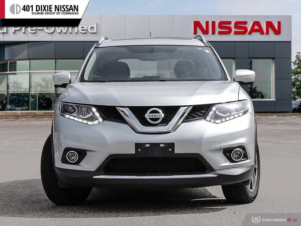 2014 Nissan Rogue SL AWD CVT in Mississauga, Ontario - 2 - w1024h768px