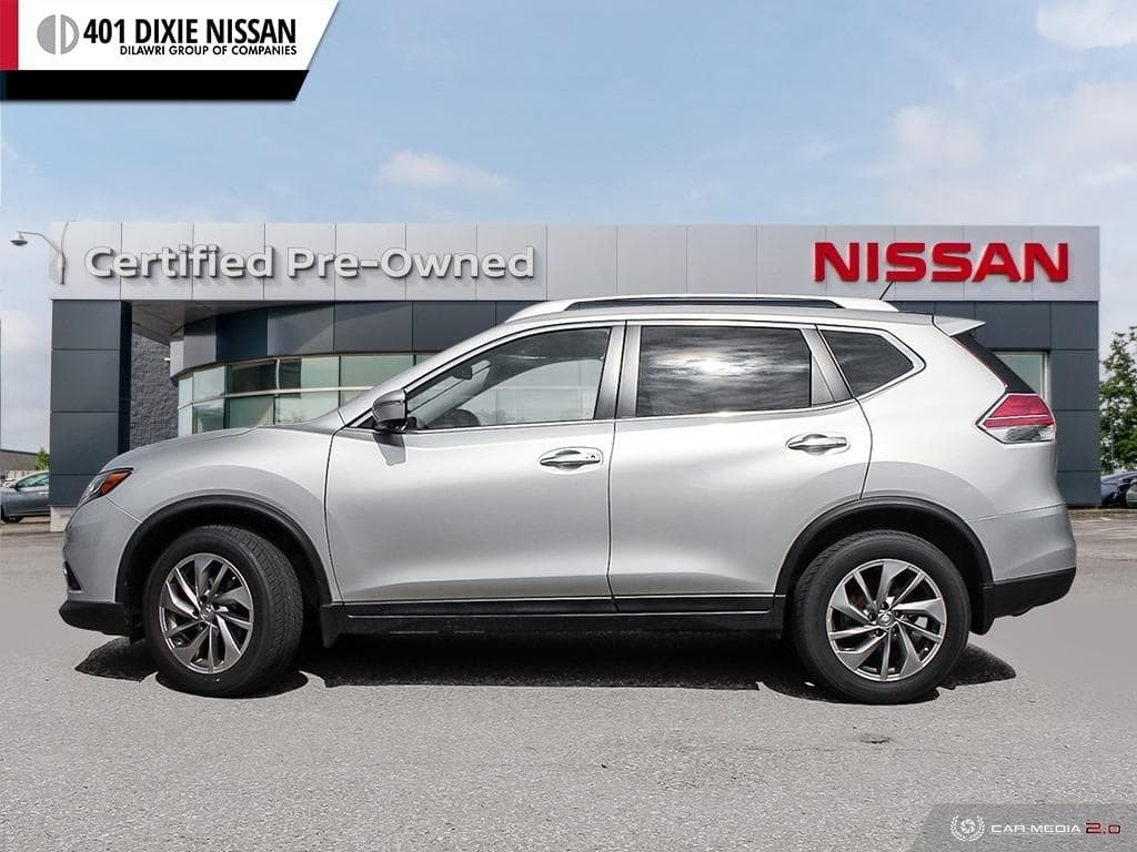 2014 Nissan Rogue SL AWD CVT in Mississauga, Ontario - 3 - w1024h768px