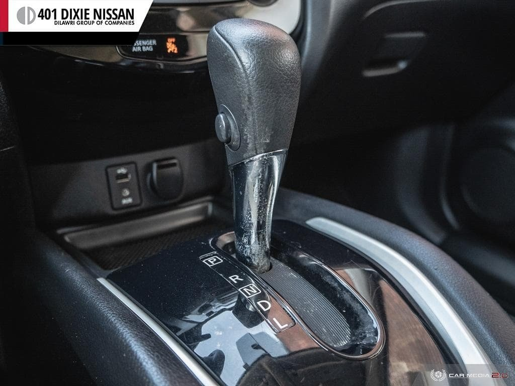 2014 Nissan Rogue S FWD CVT in Mississauga, Ontario - 18 - w1024h768px