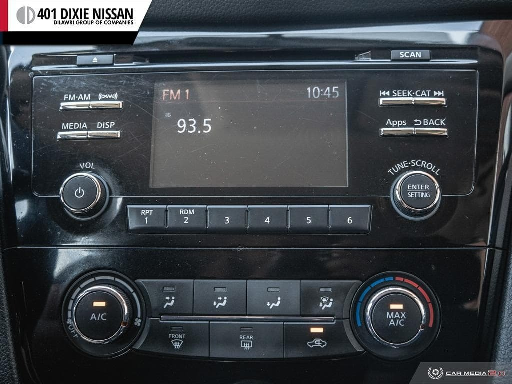 2014 Nissan Rogue S FWD CVT in Mississauga, Ontario - 20 - w1024h768px