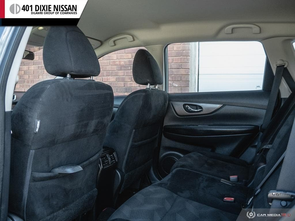 2014 Nissan Rogue S FWD CVT in Mississauga, Ontario - 23 - w1024h768px