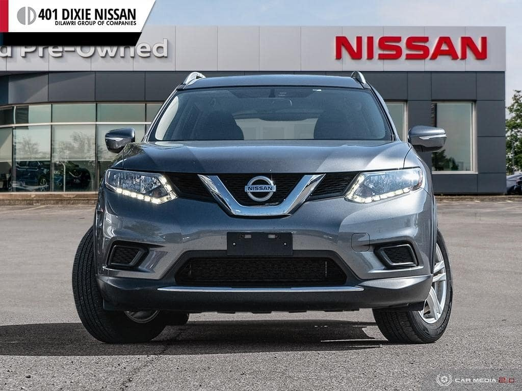 2014 Nissan Rogue S FWD CVT in Mississauga, Ontario - 2 - w1024h768px