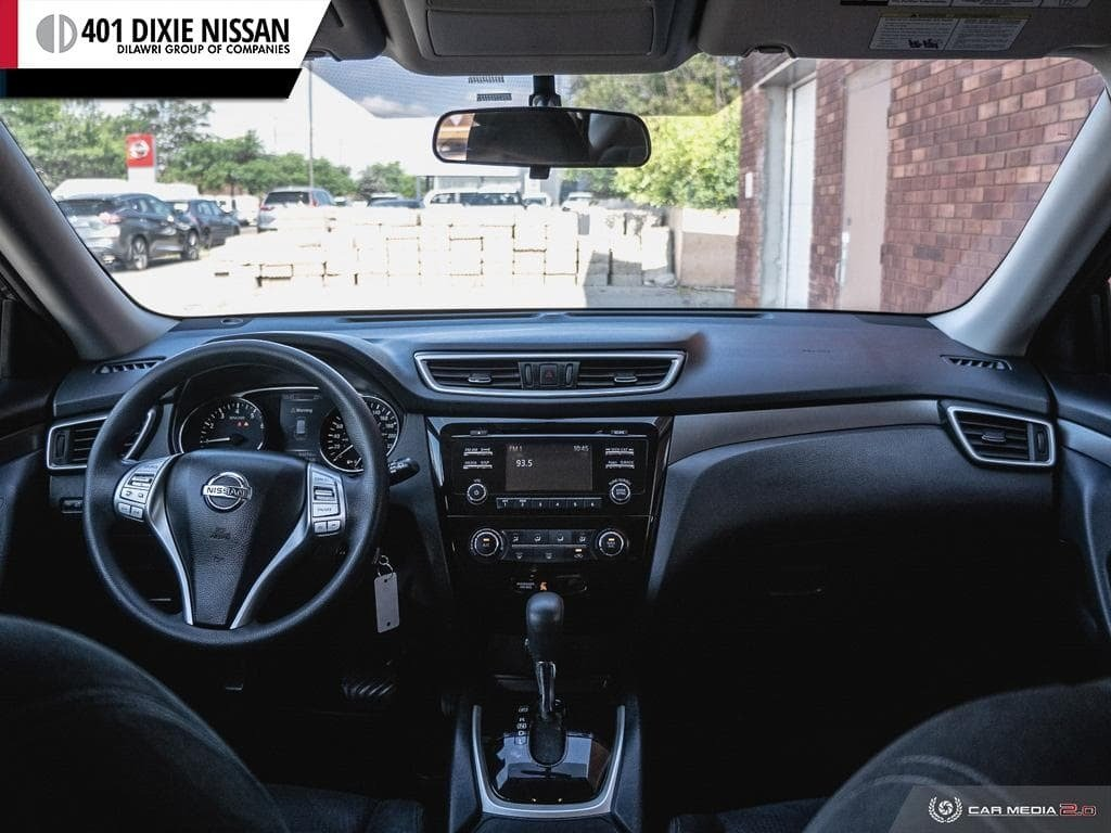 2014 Nissan Rogue S FWD CVT in Mississauga, Ontario - 24 - w1024h768px