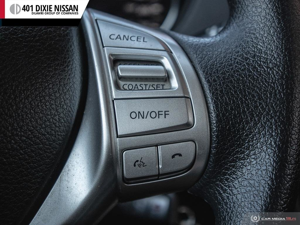 2014 Nissan Rogue S FWD CVT in Mississauga, Ontario - 26 - w1024h768px