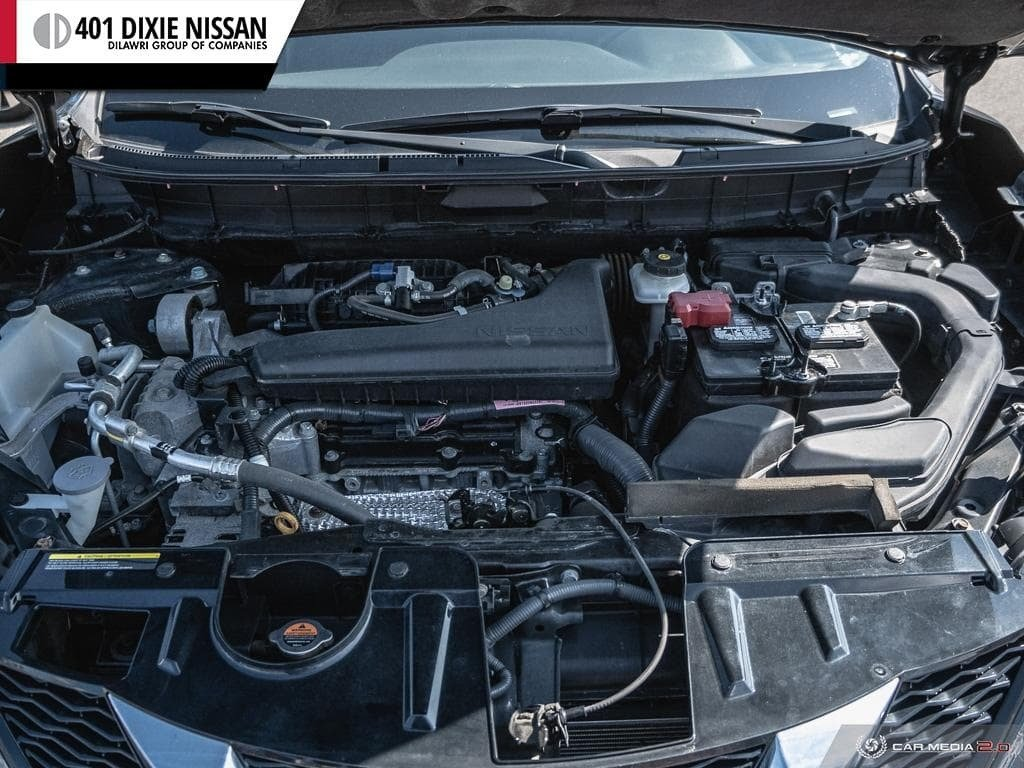 2014 Nissan Rogue S FWD CVT in Mississauga, Ontario - 8 - w1024h768px