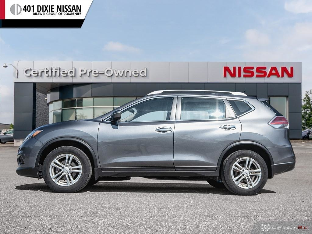 2014 Nissan Rogue S FWD CVT in Mississauga, Ontario - 3 - w1024h768px
