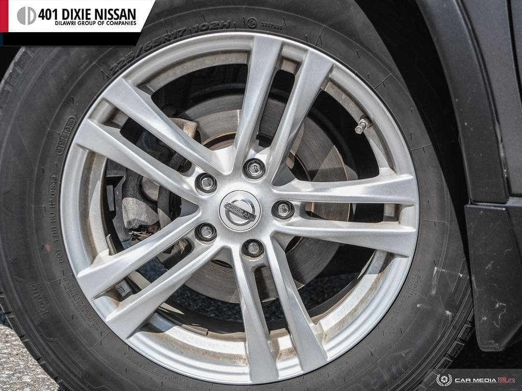 2014 Nissan Rogue S FWD CVT in Mississauga, Ontario - 6 - w1024h768px