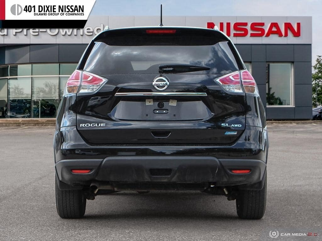 2014 Nissan Rogue SL AWD CVT in Mississauga, Ontario - 5 - w1024h768px