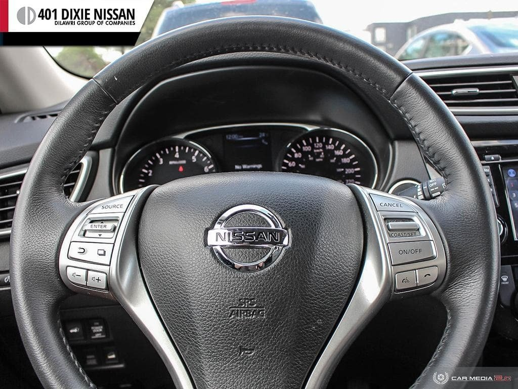 2014 Nissan Rogue SL AWD CVT in Mississauga, Ontario - 14 - w1024h768px