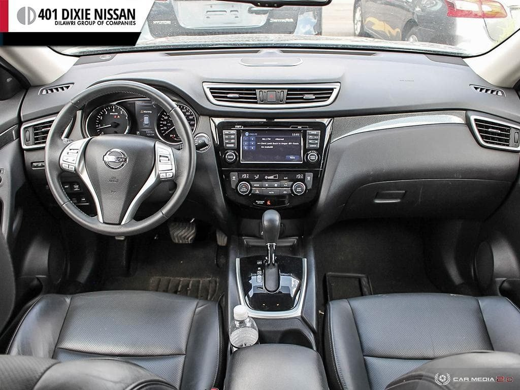 2014 Nissan Rogue SL AWD CVT in Mississauga, Ontario - 24 - w1024h768px