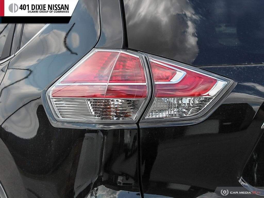 2014 Nissan Rogue SL AWD CVT in Mississauga, Ontario - 12 - w1024h768px