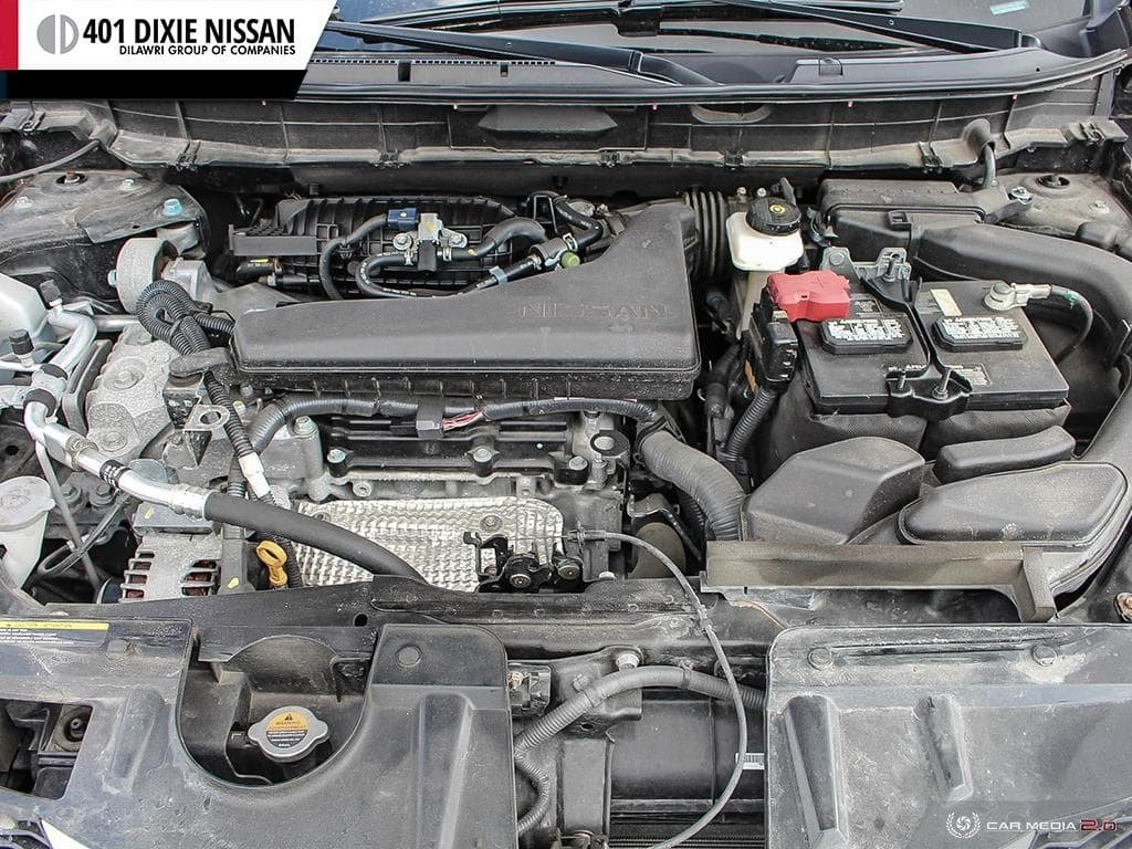 2014 Nissan Rogue SL AWD CVT in Mississauga, Ontario - 8 - w1024h768px