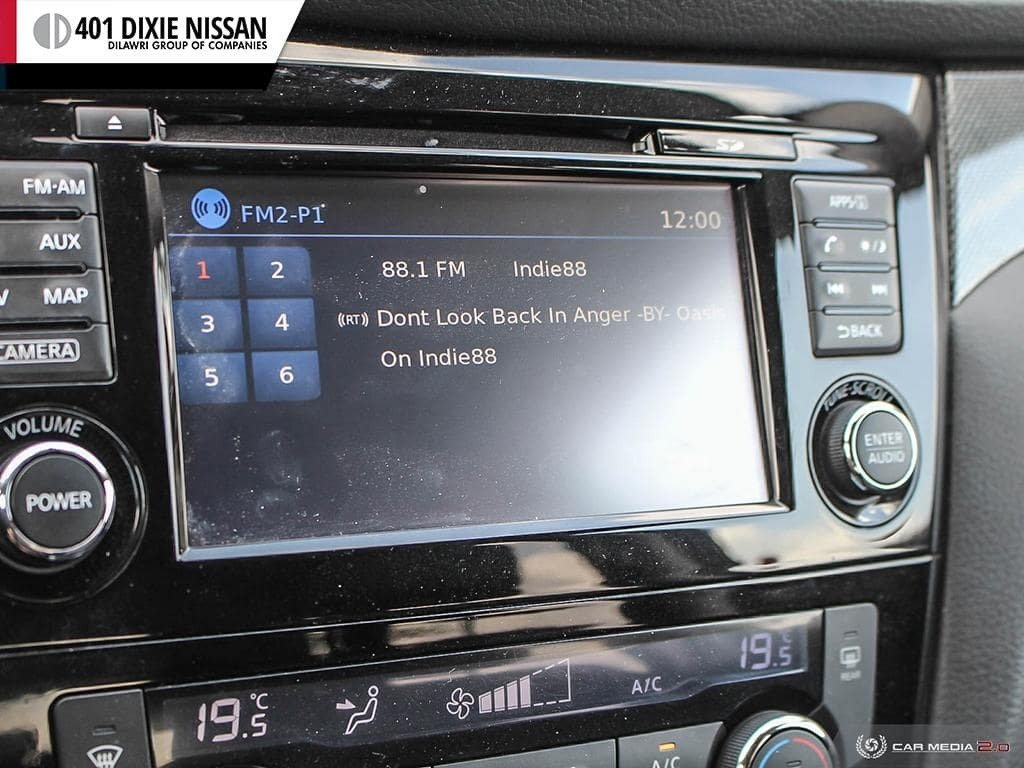 2014 Nissan Rogue SL AWD CVT in Mississauga, Ontario - 19 - w1024h768px
