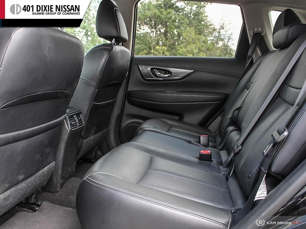 2014 Nissan Rogue SL AWD CVT in Mississauga, Ontario - 23 - w1024h768px