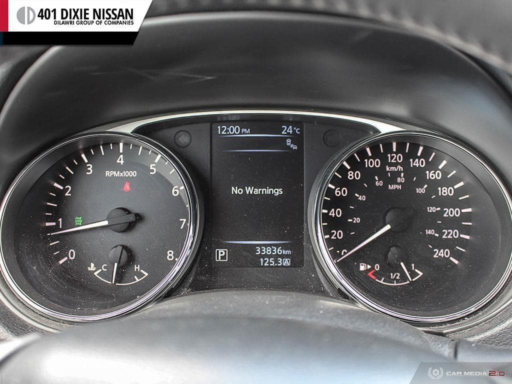 2014 Nissan Rogue SL AWD CVT in Mississauga, Ontario - 15 - w1024h768px