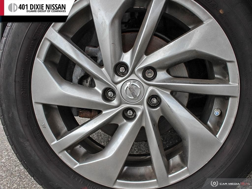 2014 Nissan Rogue SL AWD CVT in Mississauga, Ontario - 6 - w1024h768px