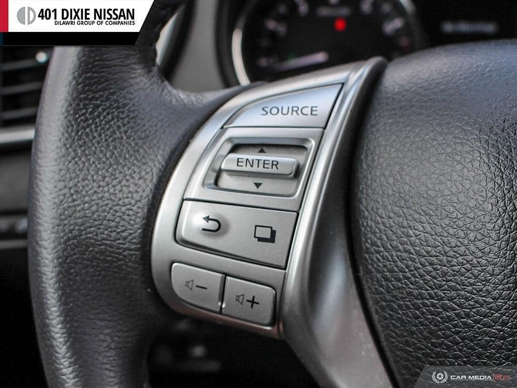 2014 Nissan Rogue SL AWD CVT in Mississauga, Ontario - 16 - w1024h768px