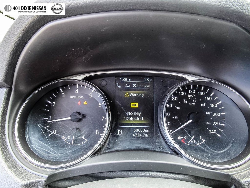 2015 Nissan Rogue SV AWD CVT in Mississauga, Ontario - 51 - w1024h768px