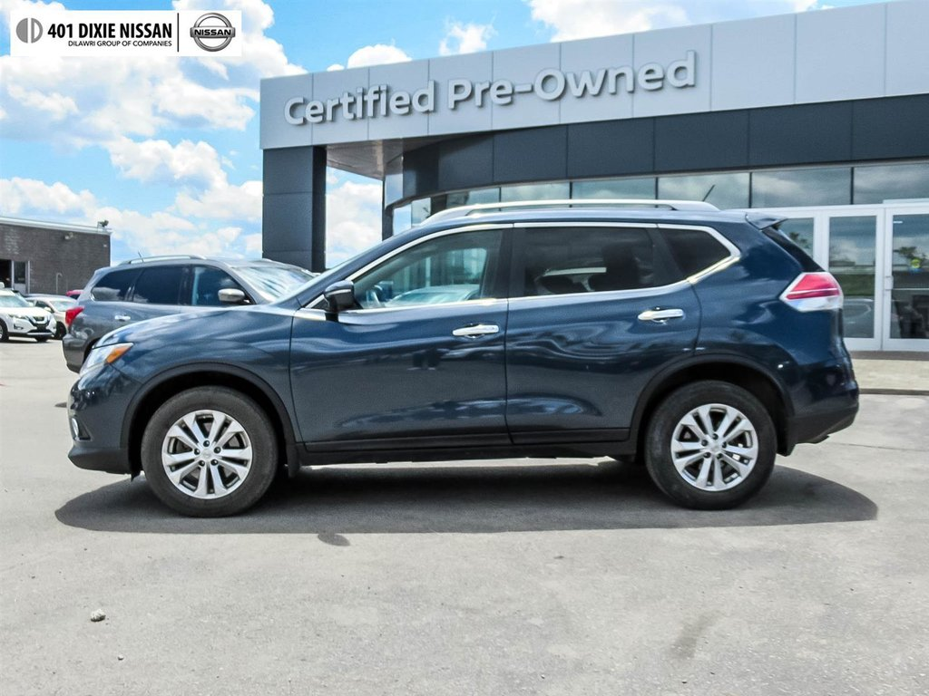 2015 Nissan Rogue SV AWD CVT in Mississauga, Ontario - 8 - w1024h768px